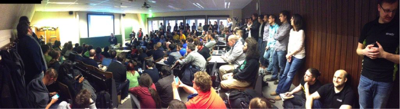 Discover the Schedule for the Graph Processing Room at FOSDEM 2016