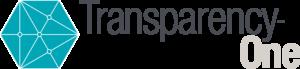 Transparency-One logo