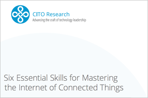 Essential Skills for Mastering the Internet of Connected Things