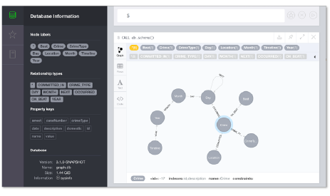 Neo4j Browser - Schema Viewer