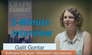 Catch this week's 5-Minute Interview with Galit Gontar, Software Engineer at Glidewell Laboratories