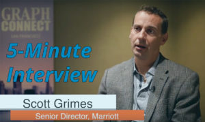 Catch this week's 5-Minute Interview with Scott Grimes, Senior Director of Revenue Management at Marriott International