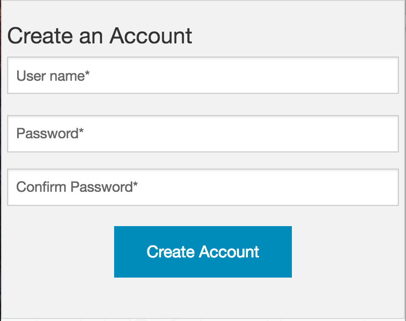 Create user account page in the Neo4j Flask movies template app