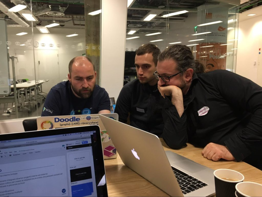 LARUS team and Neo4j developer relations