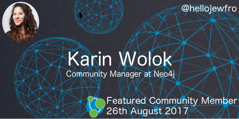 Karin Wolok - This Week's Featured Community Member