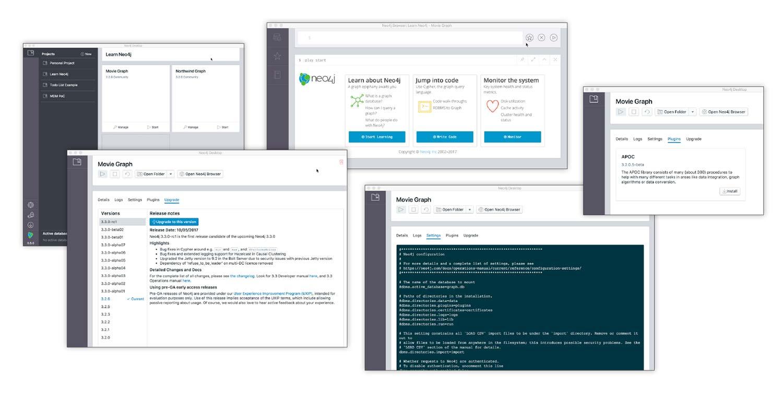 Neo4j Desktop App