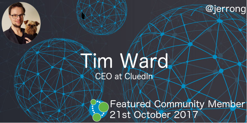 Tim Ward - This Week's Featured Community Member