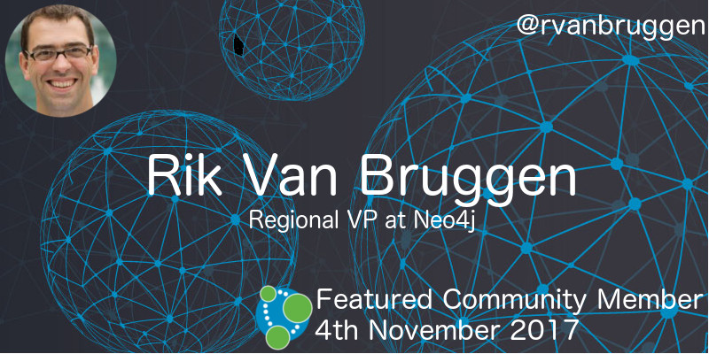 Rik Van Bruggen - This Week's Featured Community Member