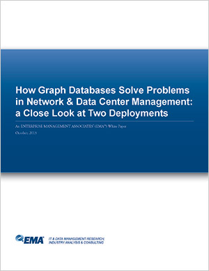 How Graph Databases Solve Problems in Network & Data Center Management