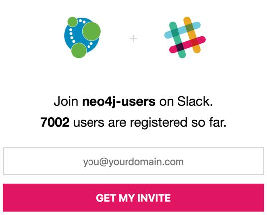 7,000 Users on Neo4j Slack