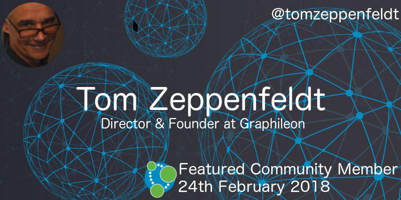 Tom Zeppenfeldt - This Week's Featured Community Member