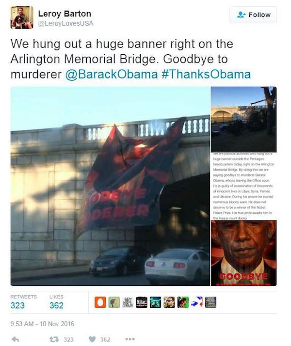 A Russian Twitter troll sharing fake news