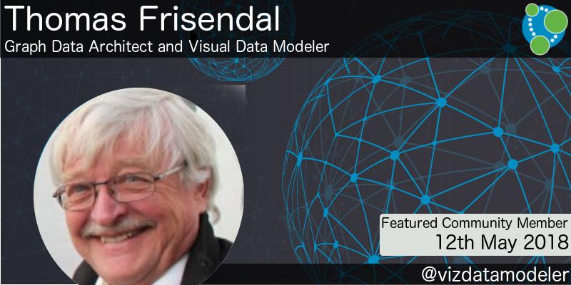 Thomas Frisendal - This Week's Featured Community Member