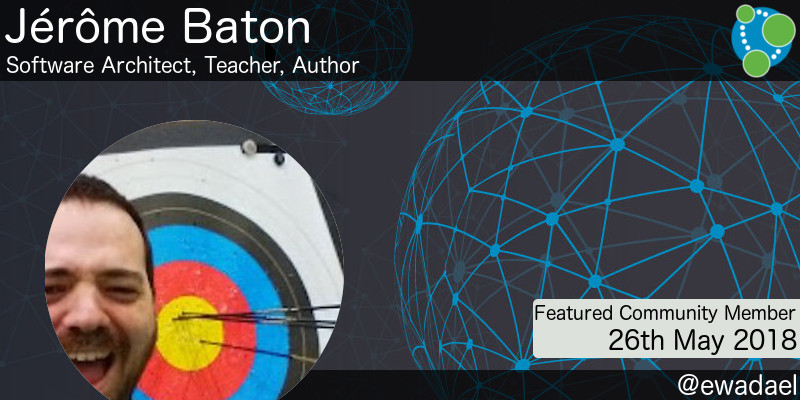 Jérôme Baton - This Week's Featured Community Member