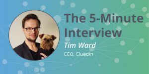 Read this interview with Tim Ward, CEO at CluedIn, about using Neo4j for machine learning and more