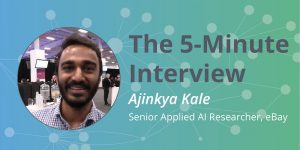 Learn how Ajinkya Kale, Senior Applied Researcher at eBay's New Product Development Group, uses Neo4j.
