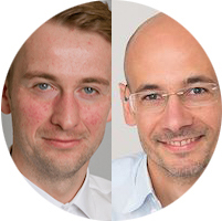 Dr. Alessandro Negro & Dr. Vlasta Kůs Picture