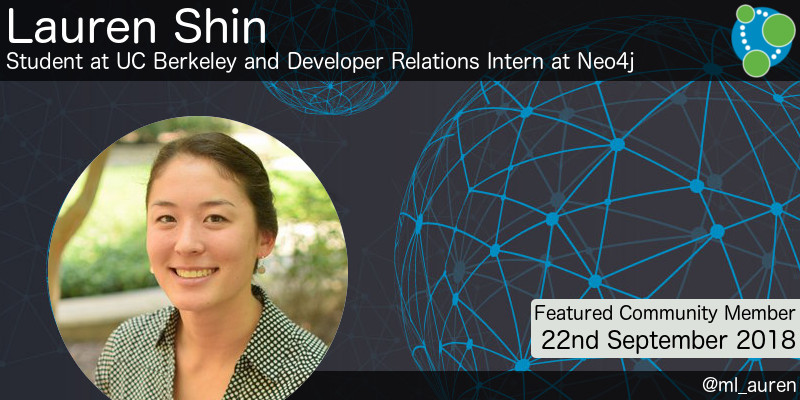 Lauren Shin - This Week's Featured Community Member