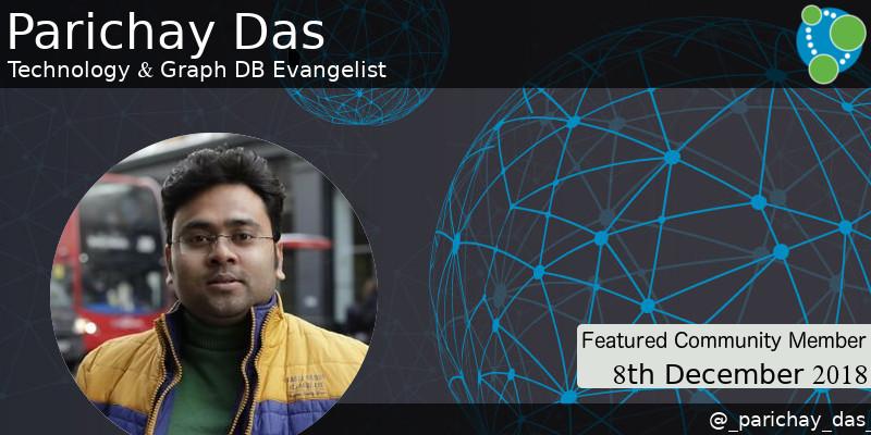 Parichay Das - This Week's Featured Community Member