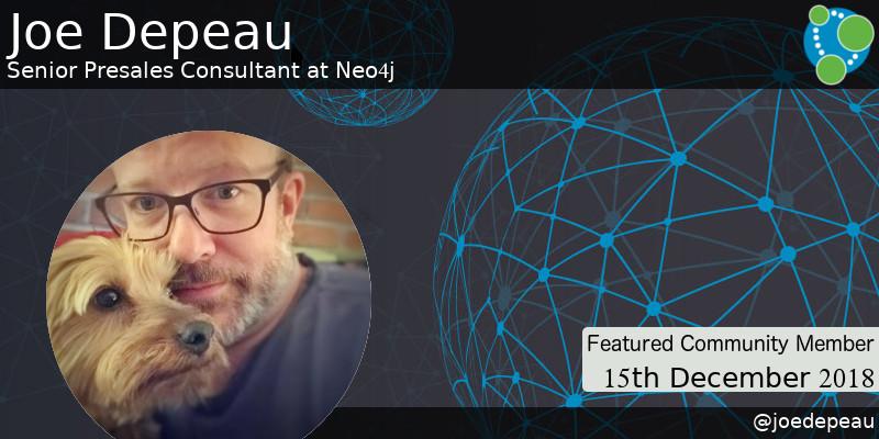 Joe Depeau - This Week's Featured Community Member