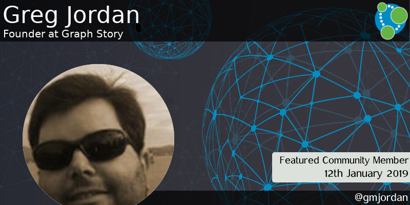 Greg Jordan - This Week's Featured Community Member