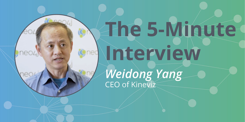 Check out this interview with Weidong Yang, CEO of Kineviz.