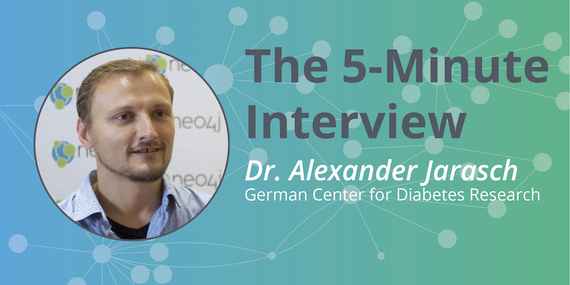 Check out this interview with Dr. Alexander Jarasch.