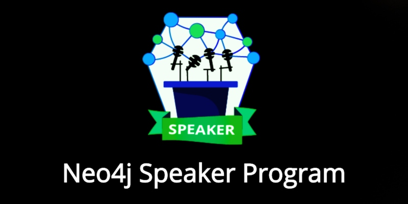 Learn more about the benefits of the Neo4j Speaker Program.