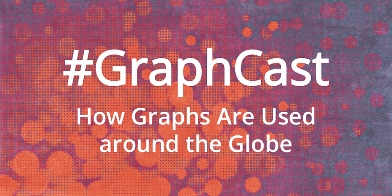 Catch this week's GraphCast showing how Neo4j is used around the globe for a variety of use cases