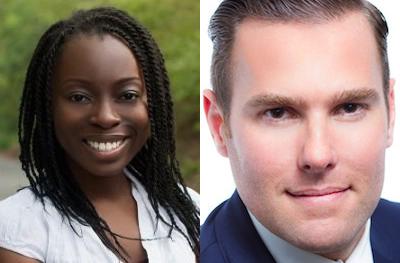 Jessica Dembe & Patrick Elder Image