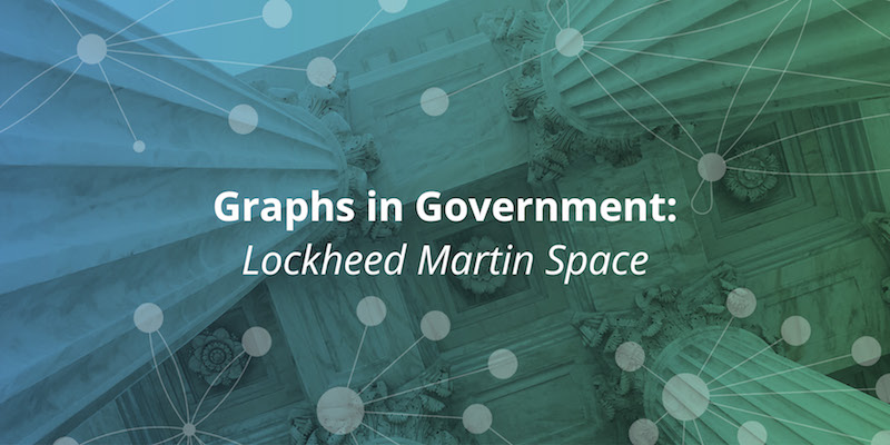 Discover how Lockheed Martin Space uses graph technology