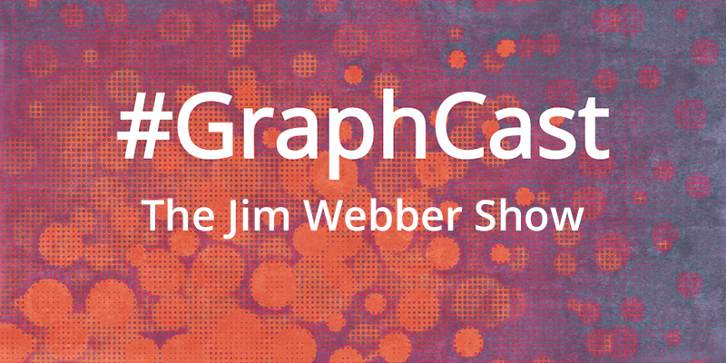 Catch this week's GraphCast: An introduction to the most insightful episodes of the Jim Webber Show