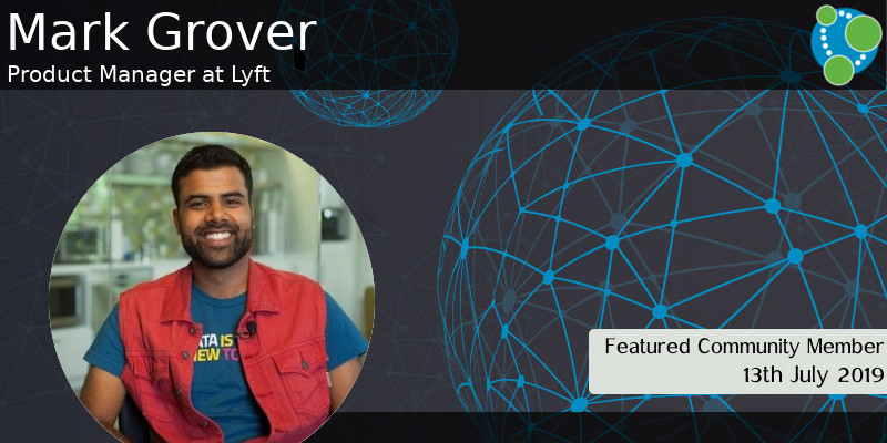Mark Grover - This Week's Featured Community Member
