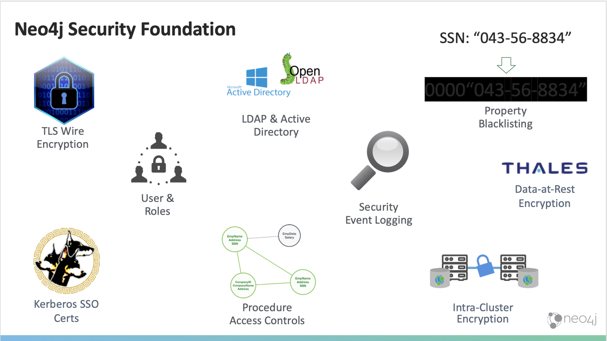 Neo4j Security Foundation
