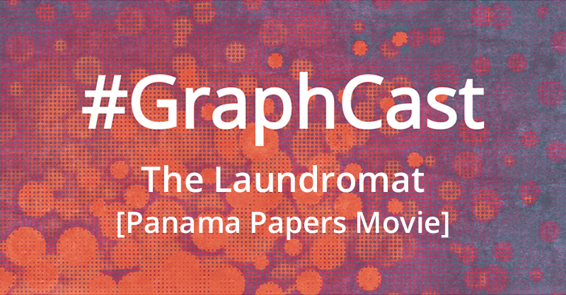 Catch this week's GraphCast: The Laundromat movie about the Panama Papers starring Meryl Streep