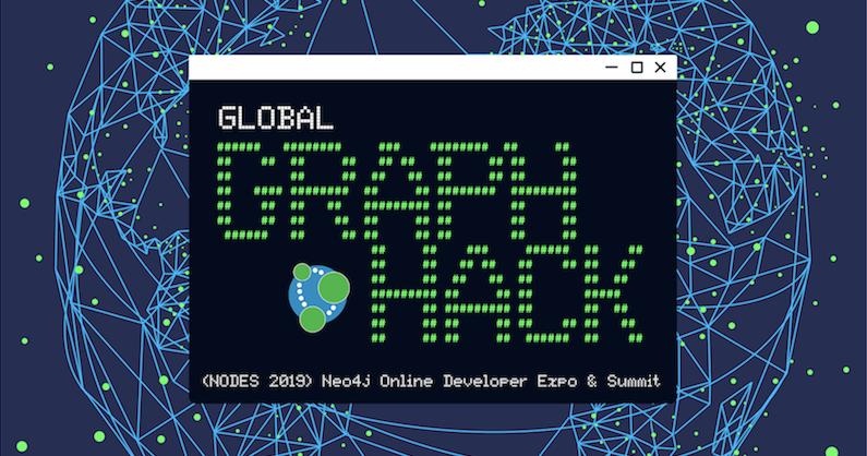 Global GraphHack 2019 winners announced.