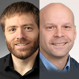 Eric Wespi and Eric Spiegelberg Image