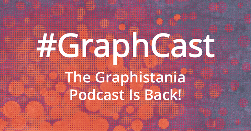 Catch this week's GraphCast: The Graphistania podcast returns with a new focus on the Neo4j community