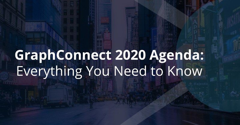 Find out more about the highlights of the GraphConnect 2020 two-day speaker agenda.