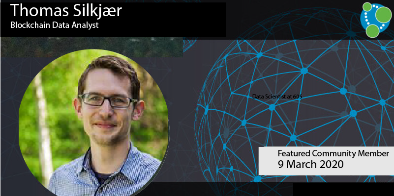 Thomas Silkjaer - This Week's Featured Community Member