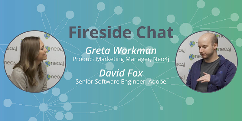 Check out this fireside chat with David Fox, Senior Software Engineer at Adobe.