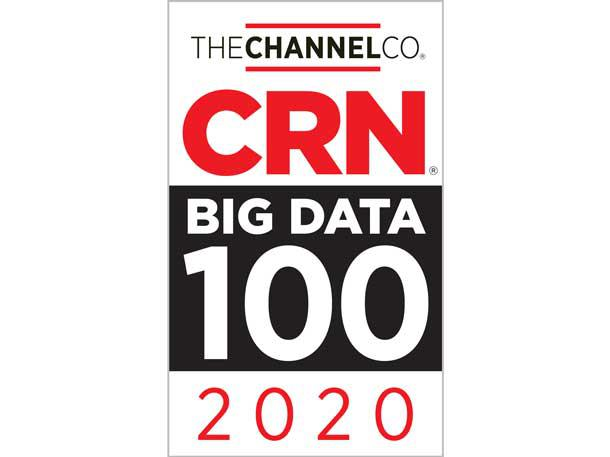 CRN Big Data 100 2020 Neo4j wins award