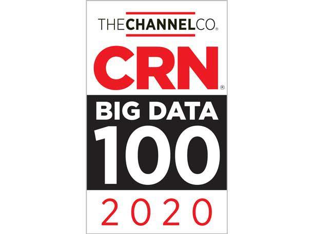 CRN Big Data 100 2020 Neo4j wins award