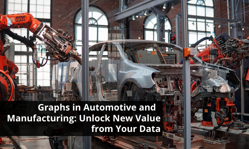 Learn how automotive and manufacturing industries use Neo4j for supply chain management and customer 360.