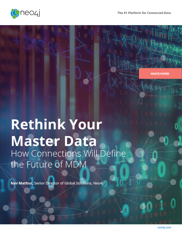 Read this white paper to learn why graph tech is the future of enterprise master data management.