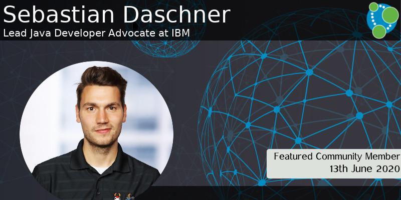 Sebastian Daschner - This Week's Featured Community Member