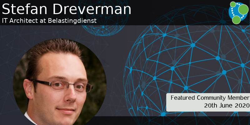 Stefan Dreverman - This Week's Featured Community Member
