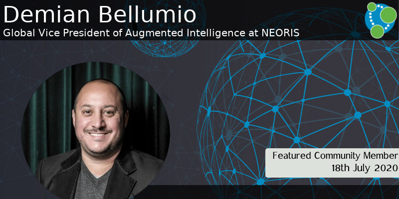 Demian Bellumio - This Week's Featured Community Member