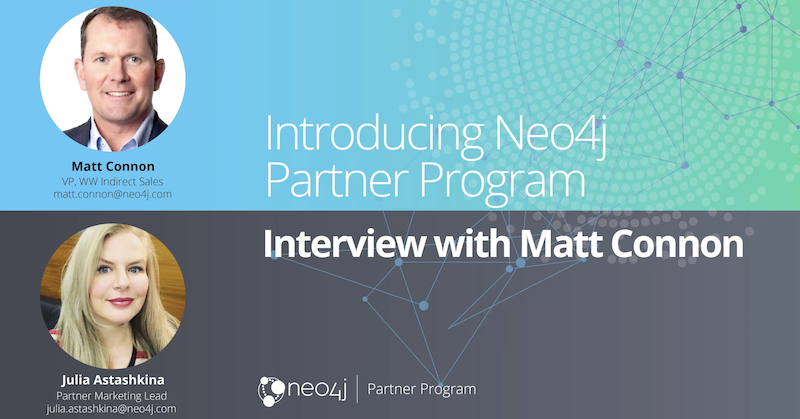 Learn what's new and exciting with the Neo4j Partner Program.