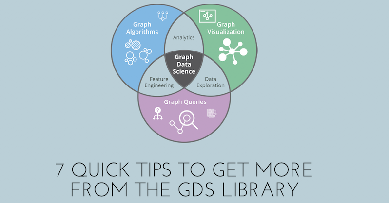 Get these 7 quick tips to get more from the GDS library.
